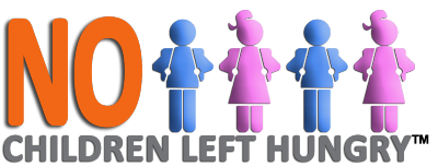 No Children Left Hungry Official Logo 400